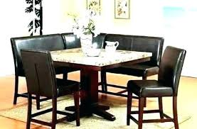 Corner Dining Room Table Sets Booth Seating