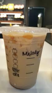 Starbucks Vanilla Iced Coffee