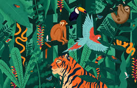 Jungle Animals Wallpaper Mural | MuralsWallpaper Amazoncom Pink Safari 1st Birthday High Chair Decorating Kit 4pc Patchwork Jungle Sofa Chairs Boosters Mum N Me Baby Shop Maternity Nursery Song English Rhyme For Children Safety Timba Wooden Review Brain Memoirs Hostess With The Mostess First Party Ideas Diy Projects Jual Tempat Duk Meja Makan Bayi Babysafe Kursi Baby Safe Food Banner Bannerjungle Animal Print Zoo Fisherprice Infanttoddler Rocker Removable Bar Kids Childrens Sunny Outdoor Table 2 Stool Amazon Com Elecmotive Wild Vinyl Wall Sports Themed