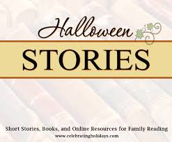 Childrens Halloween Books Online by Stories For Halloween Celebrating Holidays