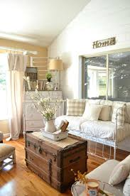 Rustic Living Room Decor Photo Credit Whimsy Girl Design X