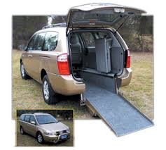 Kia Sedona Wheelchair Van Accessible