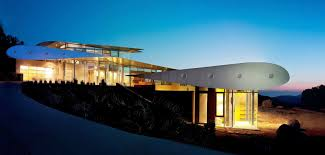 100 The Wing House A Unique Residence Built From The Wings Of A Boeing 747 Airplane