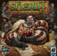 Sheriff Is Fun And Interactive Isnt As Intensely Strategic 7 Wonders Its A Pretty Game With Colorful Illustrations High Quality Pieces