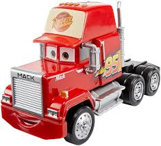 Amazon.com: Mattel Cars 3 Deluxe Mack Die-Cast Vehicle, 1:55 Scale ... Disney Cars 2 Lightning Mcqueen And Friends Tow Mater Mack Truck Disney Pixar Cars Transforming Car Transporter Toysrus Takara Tomy Tomica Type Dinoco Spiderman A Toy Best Of 2018 Hauler 95 86 43 Toys Bndscharacters Products Wwwsmobycom Rc 3 Turbo Brands Shop Visits Sandown 500 Melbourne Image Cars2mackjpg Wiki Fandom Powered By Wikia Heavy Cstruction Videos Lego 8486 Macks Team I Brick City