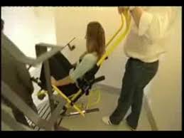 Ferno Stair Chair Instructions by Skid Series Promotional National Evacuation Chairs Youtube