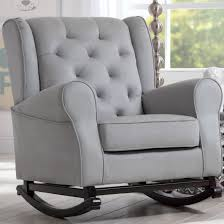 Oversized Glider Rocker You'll Love In 2019 | Wayfair Micuna Nanny Nursing Chair Grey Lherette Dutailier Recling Nursing Chair Roverappartentme Modern Gliders Rocking Chairs Allmodern Best Baby 2019 The Sun Uk Check Wing Back With Checked Tartan Fabric White Black Home Decor Gallery Habe Glider Stool Beech Wood Washable Covers Brake System Tutti Bambini Recling With Cushions Cool Asta Rocker Kirkton House Accent Nested Soothe Easy Icey