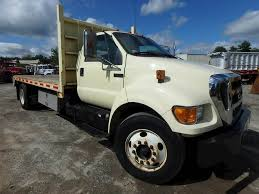 100 650 Ford Truck 2007 F Flatbed Dump For Sale 146376 Miles