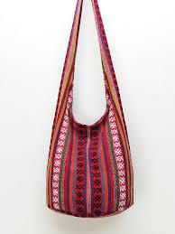 woven cotton bag hippie bag hobo bag boho bag shoulder discovered