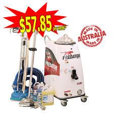 polivac predator mkiii carpet tile cleaning equipment package