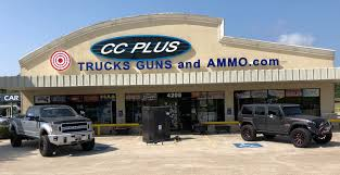 Truck And Gun Shop Conroe, TX | Truck And Gun Shop Near Me | CC Plus ...