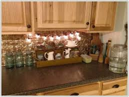 Tin Tiles For Backsplash by Copper Tile Backsplash For Kitchen Tiles Home Decorating Ideas