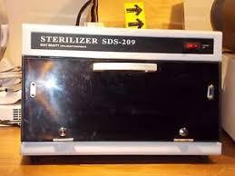 best uv light box sterilizer cabinet sds 209 ebay