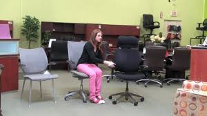 Diffrient World Chair Vs Liberty by Humanscale Liberty And Freedom Chairs Youtube