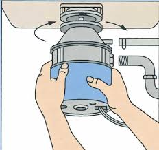 Garbage Disposal Leaking From Bottom Screws by How To Repair A Garbage Disposal How To Repair Small Appliances