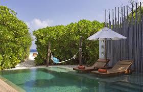 100 Kihavah Villas Maldives Beach Pool Villa Anantara Anantara