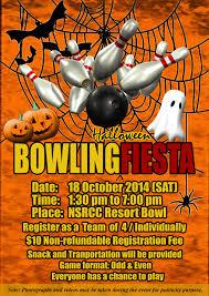 Date Halloween 2014 by Event Details Halloween Bowling Fiesta Kaplan Campuslife