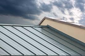 bac a avec toit pente minimum bac acier utilité calcul précautions ooreka