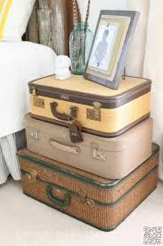 Vintage Travel Decor 141 Best Suitcases Luggage Trunks Images On