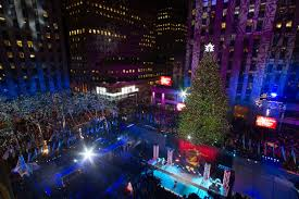 Rockefeller Center Christmas Tree Facts 2014 by Christmas Eve Weather Storm To Hit East Coast Midwest Time Com
