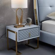 mila beistelltisch gold silber