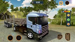 100 Truck Driver Game OffRoad Mountain Cargo Driving Game For Android APK