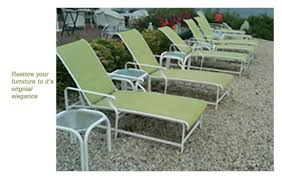 Meadowcraft Patio Furniture Glides by Replacement Slings And Parts For Patio Furniture