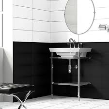 Monochrome A Classic Look For A Timeless Bathroom Style FC Tile Depot