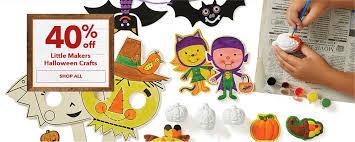 Kids Teachers 40 Off Little Makers Halloween Crafts Shop Now