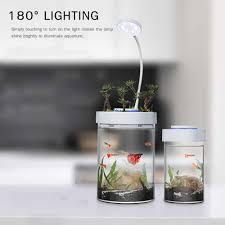 zier ökologischen aquarium aquarium mit moskito tötung funktion geräuscharm dekoration für home wohnzimmer studie büro
