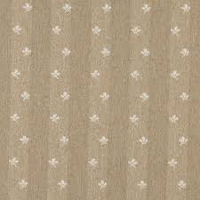 C637 Ivory Mini Flowers Country Style Upholstery