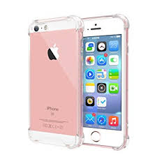 Amazon [Crystal Clear] iPhone 5 5s SE Case iXCC Cover
