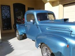 100 1943 Ford Truck Pickup For Sale ClassicCarscom CC1194976