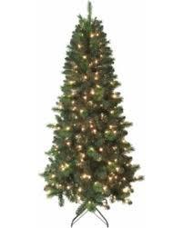 St Nicholas SquareR 7 Ft Spruce Pre Lit Artificial Christmas Tree