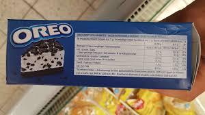 oreo torte cookies kalorien nährwerte