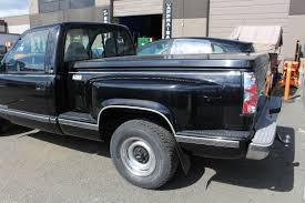 1991 CHEVROLET 1500 CHEYENNE STEP SIDE PICK UP TRUCK VIN ...