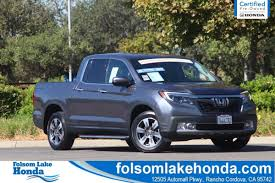 Honda Ridgeline For Sale In Sacramento, CA 94203 - Autotrader