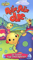 Rolie Polie Olie Halloween Vhs by Rolie Polie Olie The Baby Bot Chase Dv