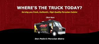 Peruvian Cuisine | Food Trucks Tucson | Don Pedro's Peruvian Bistro Marvelous Monday Food Truck In Lax Trucks Could Undergo New Health Ipections Nbc 7 San Diego Sundown Summer Concert Series At Cascades Park Puertorican Cuisine In A Mobile Catering El Criollo Fest Dtown Winter Haven Will Be Hopping On Saturday Adventures Of The Geritol Gypsy And It Continues How To Start A Business Florida Bizfluent Takesta Tallahassee Fl On Second Flickr Miamis Vianderos Food Trucks Are Convience Stores Wheels Dog Et Al Burger Beast