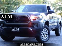 100 Used Toyota Tacoma Trucks 2018 SR5 Double Cab 6 Bed V6 4x4 Automatic At
