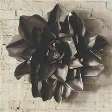 Rustic Magnolia Wall Hanging This Will Make Any Room Bloom With Beauty Metal Flower