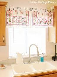 Kitchen Curtains Valances Patterns by 144 Best Kitchen Curtain Fabric Ideas Images On Pinterest