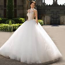 pw566 luxury champagne satin organza corset wedding dress