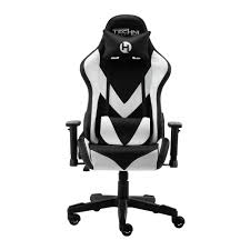 TECHNI SPORT TS-92 Office-PC Gaming Chair, White Xtrempro 22034 Kappa Gaming Chair Pu Leather Vinyl Black Blue Sale Tagged Bts Techni Sport X Rocker Playstation Gold 21 Audio Costway Ergonomic High Back Racing Office Wlumbar Support Footrest Elecwish Recliner Bucket Seat Computer Desk Review Cougar Armor Gumpinth Killabee 8272 Boys Game Room Makeover Tv For Gaming And Chair Wilshire Respawn110 Style Recling With Or Rsp110 Respawn Products Cheapest Price Nubwo Ch005