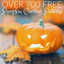 Easy Pumpkin Trace Patterns by Free Pumpkin Carving Patterns 2016 Over 700 Ideas Easy For Kids