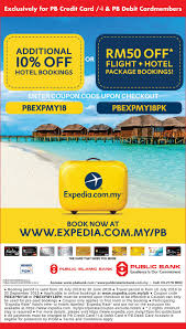 16 Jul 2018-30 June 2019: Expedia.com.my PB Privileges ... Get 10 Off Expedia Promo Code Singapore October 2019 App Coupon Code Easyrentcars 5 Discount Coupon August 30 Off Offer Expediacom Codeflights Hotels Holidays Promotion Free 50 Hotel Valid Until 9 May Save 25 On Hotel Stays Of 100 Or More Discount From For All Bookings Made