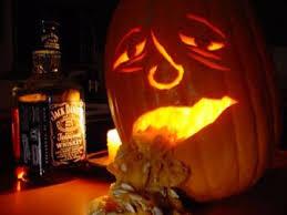 Puking Pumpkin Pattern by 25 Pumpkins Vomiting Holytaco