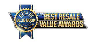 2015 Best Resale Value Award Winners Announced By Kelley Blue Book