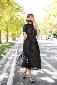 Self Portrait Style Dresses