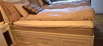 building a king size platform bed with storage u2013 bellevue woodshop